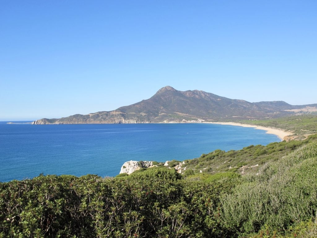 Panorama - Spiaggia di Portixeddu
