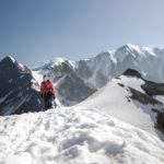 Alpinisme : ascension des Dômes de Miage